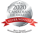 2020 Canadian HR Awards - Best Talent Management Strategy Finalist