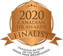2020 Canadian HR Awards - HR Team of the Year Finalist
