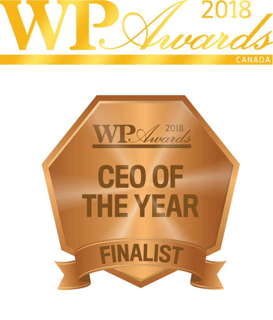 Greg Romundt Announced as a Finalist for CEO of the Year for the 2018 Wealth Professional Awards