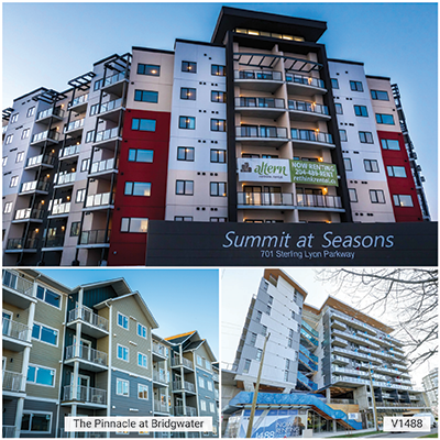 Centurion Apartment REIT Announces the Pending Acquisition of Three Multi-Residential Apartment Properties in British Columbia and Manitoba
