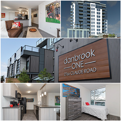 Centurion Apartment REIT has Closed the Acquisition of a Newly Constructed Apartment Property in Langford, British Columbia