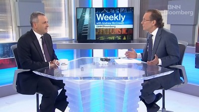 Real Estate Investment with Centurion founder Greg Romundt on BNN Bloomberg's Weekly with Andrew McCreath