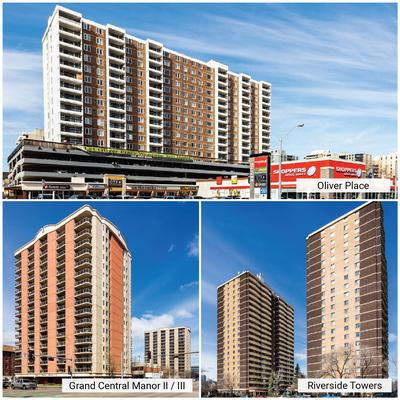 Centurion Apartment REIT has Closed the Acquisition of Three Multi-Residential Apartment Properties in Edmonton, Alberta