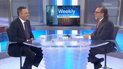 Apartments in Canada with Centurion founder Greg Romundt on BNN Bloomberg's Weekly with Andrew McCreath