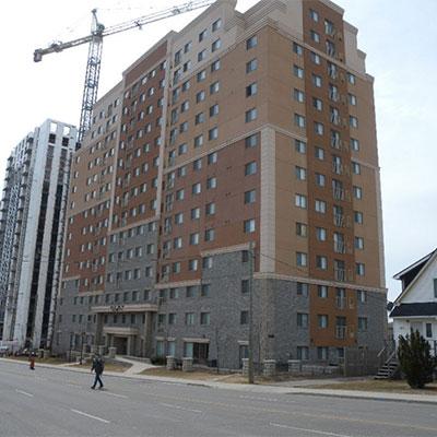 Centurion Apartment REIT Announces Pending Acquisition of 386 Unit Student Residence...