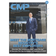 Centurion named one of the Top Mortgage Workplaces for 2020 by Canadian Mortgage Professional