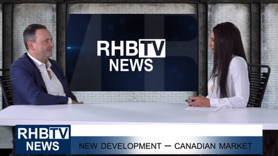 Developments in Canadian Real Estate with Centurion founder Greg Romundt on...