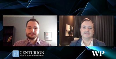 Real Estate and Inflation with Centurion founder Greg Romundt on Wealth Professional