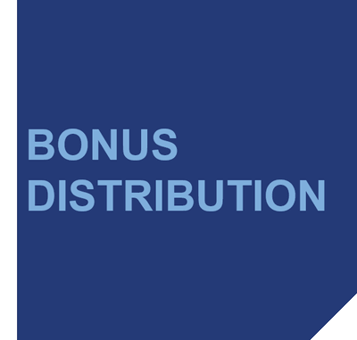 2020 Bonus Distribution