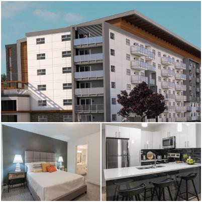 Centurion Apartment REIT Announces the Acquisition of a New Multi-Residential...