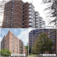 Centurion Apartment REIT Announces the Acquisition of Three Multi-Residential...