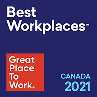 Centurion ranked 32 on the 2021 list of Best Workplaces™ in Canada!
