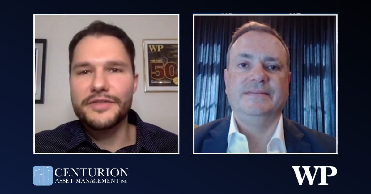 Suburban Real Estate Trends with Centurion founder Greg Romundt on Wealth Professional