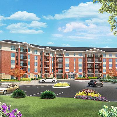 Centurion Apartment REIT Announces the Pending Acquisition of an Apartment in...