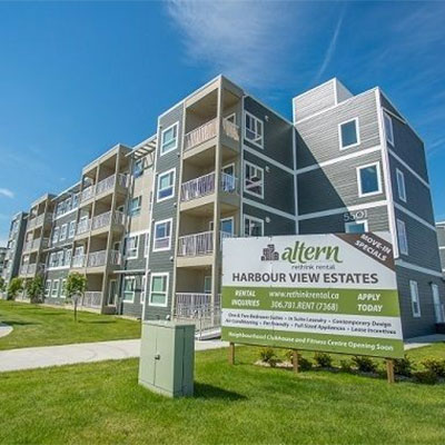 Centurion Apartment REIT Announces Successful 60% Acquisition of an Apartment Complex in Regina, Saskatchewan